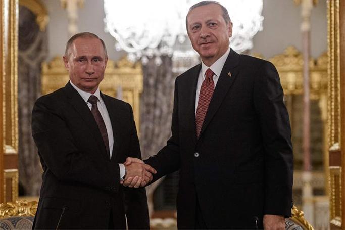 Ərdoğanla Putin anlaşdılar