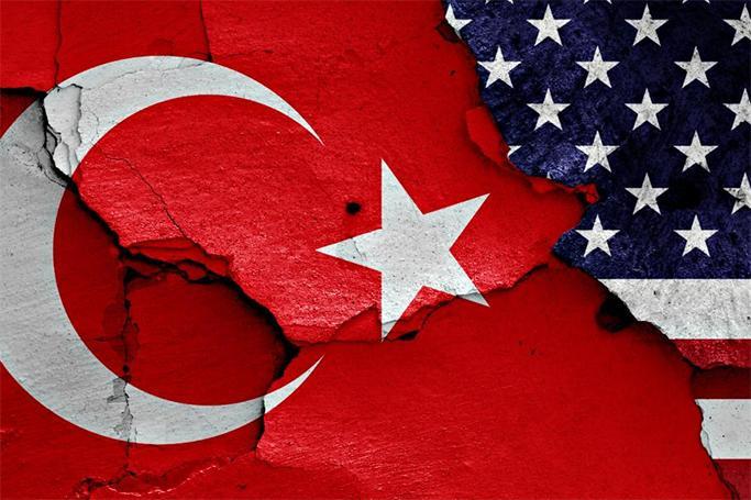 Türkiyə ABŞ-la toqquşmağa hazırdır