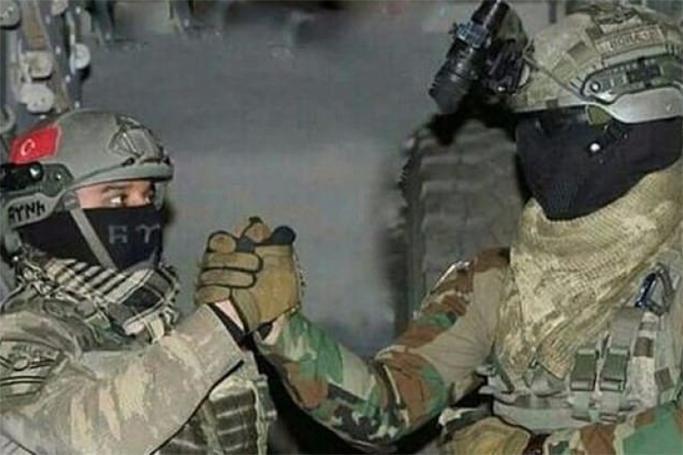 İŞİD-in bomba emalatxanası ələ keçdi